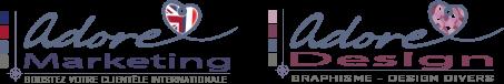 Adore Logos